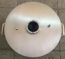 Крышка 3 мм для кубов Люкссталь