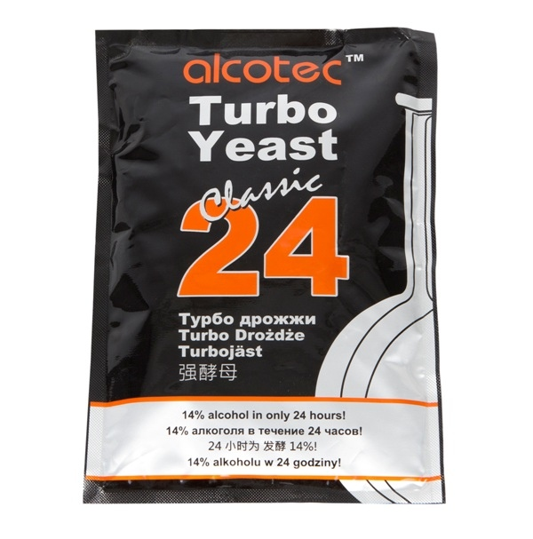 Дрожжи «Alcotec 24 Classic», 175 гр