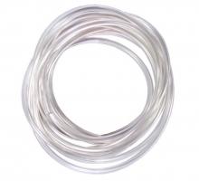 Трубка из пищевого силикона 8-10мм